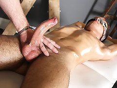 Sebastian Kane Strokes The Cum From Oli Pull something - Oli Pull something And Sebastian Kane