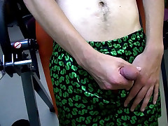 Randy Nubile Unsustained At Work - Dustin Beeber