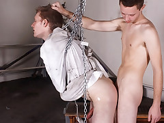What A Hard-core Welcome! - Drenon Silversheen And Aiden Jason